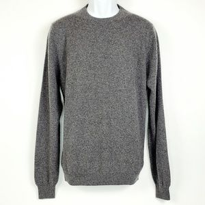 Nordstrom Cashmere Long Sleeve crew neck Sweater L